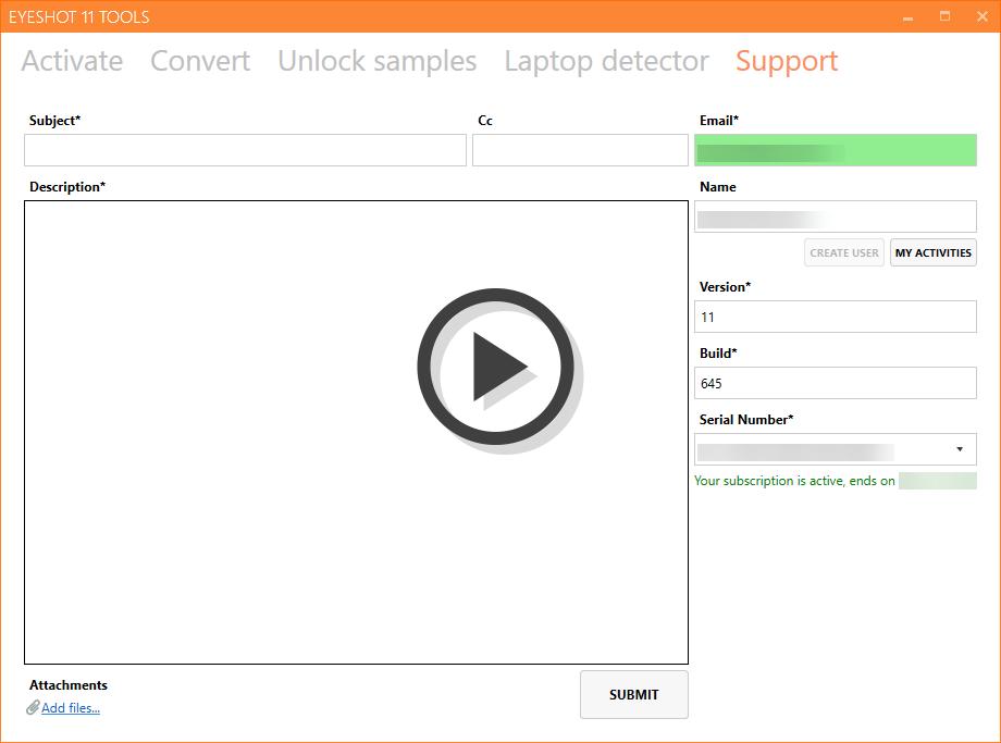 Support - devDept Software